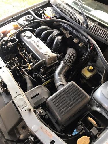ford escort 2001 1.6 lx black