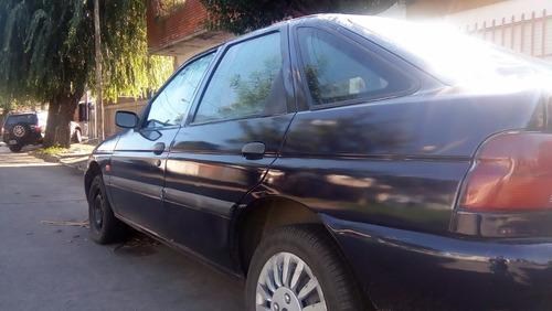 ford escort 4ptas. 1.6 n lx aa (l98)
