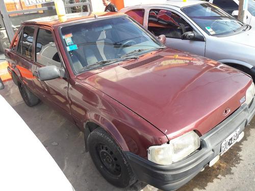 ford escort 94 gnc financiamos el 100% (aty automotores)