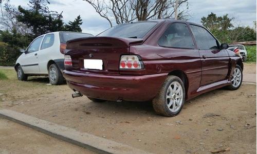 ford escort 96 1.6 glx todo al día  estilo cosworth