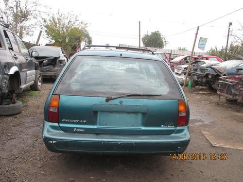 ford escort americano 1997-2000 en desarme