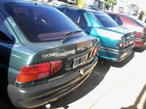 ford escort con gnc