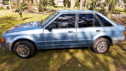 ford escort ghia 1.6 gnc mod 90 - 120k km - impecable