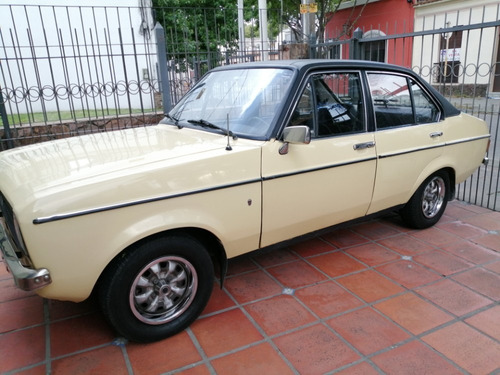 ford escort ghia mk2 pamperito