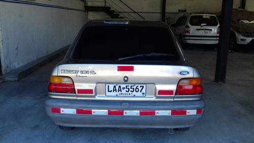 ford escort gl 1.8 full nafta