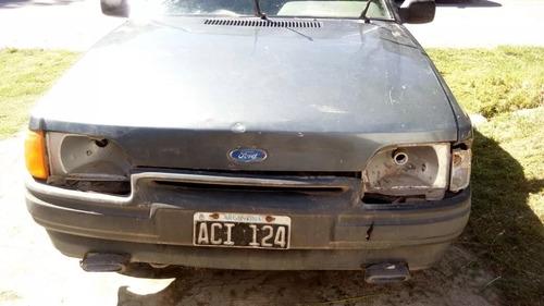 ford escort gl 1995 nafta