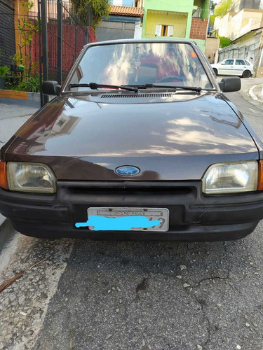 ford escort gl cht