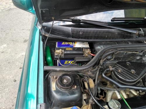 ford escort glx 1.8 - 8 valvulas