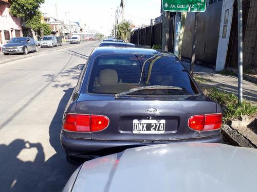 ford escort lx 5p