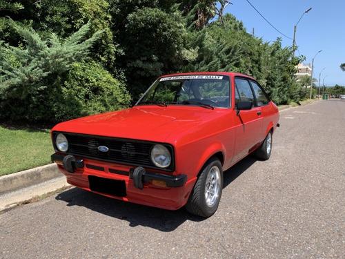 ford escort mk2 pamperito nuevo !!