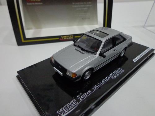 ford escort mk3 gl 1981 1/43 vitesse
