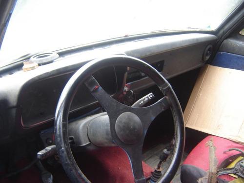 ford escort panel de tablero