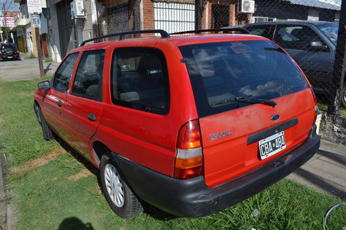 ford escort rural 1998 diesel aire - direccion 60257836
