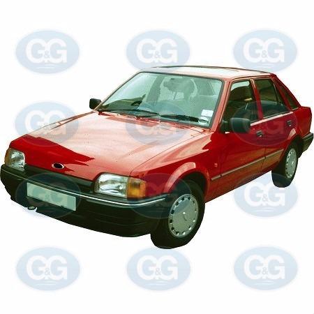 ford escort señalero derecho ambar 88/92