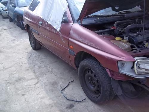 ford escort sucata para retirada de peças