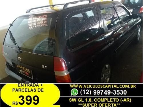 ford escort sw gl 1.8 16v 4p   1998