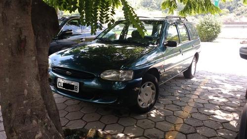 ford  escort sw gl 98 motor zetec 1.8 gasolina