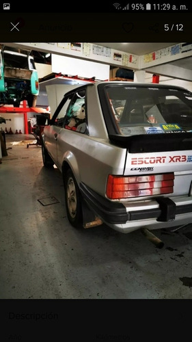 ford escort xr 3