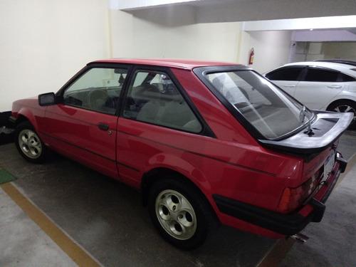 ford escort xr3 1986