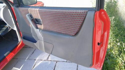 ford escort xr3 1987 sucata em peças