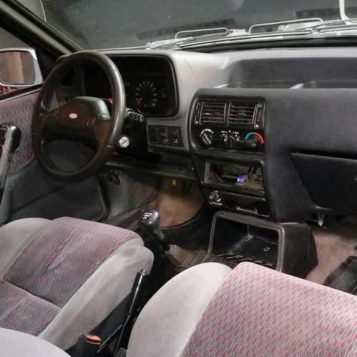 ford  escort xr3 1993 inundado no chocado