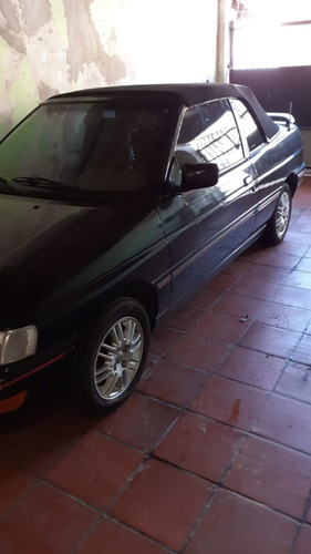 ford escort xr3 2.0i conversível 1995