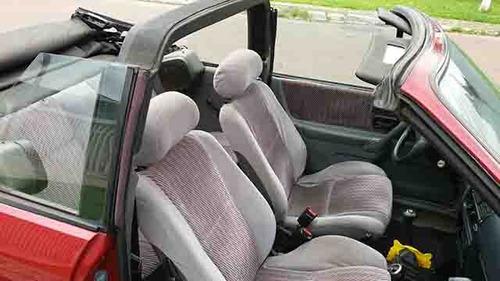 ford escort xr3 cabriolet cht alcol r$ 25.500 00 ac troca