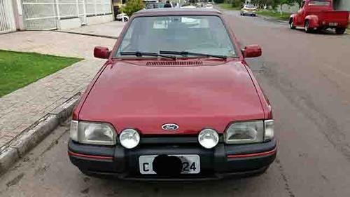 ford escort xr3 cabriolet cht alcol r$ 28.500 00 ac troca