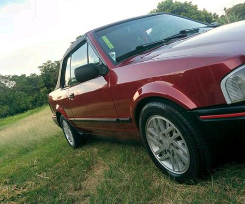ford escort xr3 conversível turbo