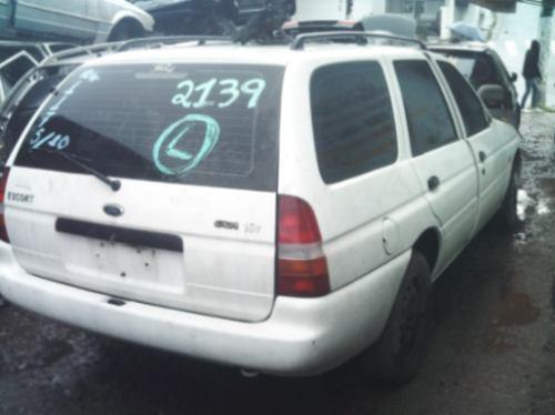 ford escort zetec 1997 sw perua (sucata somente para peça)
