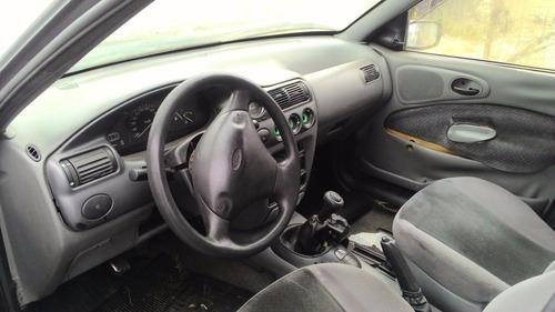ford escort zetec gl 1.8 16v 1997 (sucata somente peças)