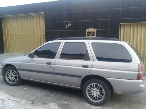 ford escort zetec perua station wagon 1.8 16 válvulas 1998