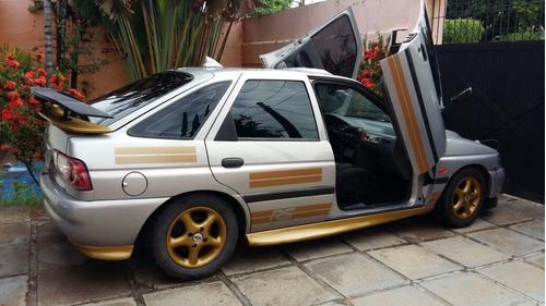 ford escort zetec tunado - só a dinheiro.