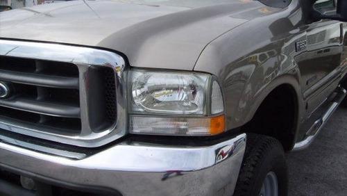ford excursion 2002 - 2004 faro izquierdo delantero nuevo!!!