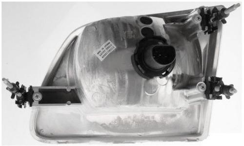 ford expedition 1997 2002 faro delantero derecho lente claro