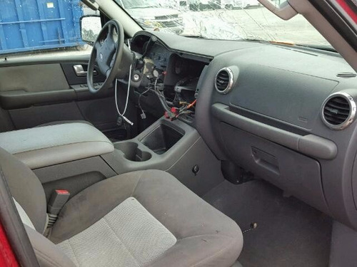 ford expedition 1997-2003: cofre
