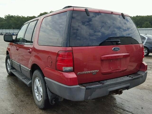 ford expedition 1997-2003: visel del estereo