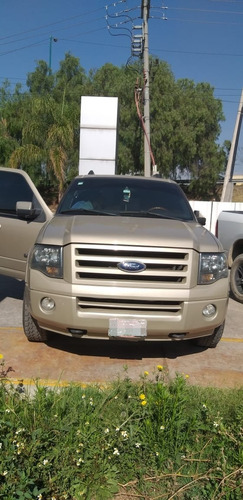 ford expedition 2007 5.4 limited piel 4x4 at