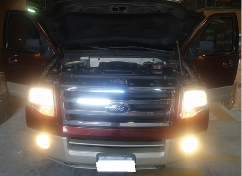 ford expedition 2007 con blindaje tipo iii