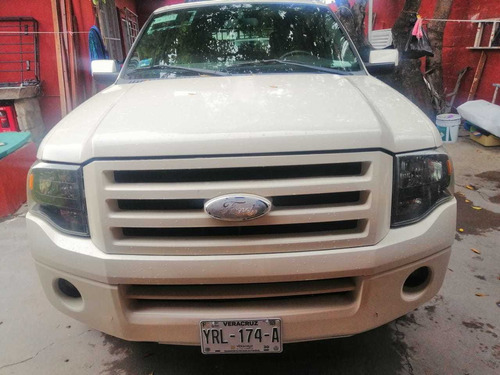 ford expedition 2008 5.4 max limited v8 4x2 mt