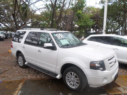 ford expedition 2009 limited 4x2 max