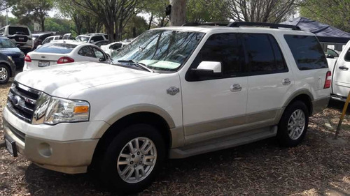 ford expedition 2010 5.4 king ranch v8 4x2 mt