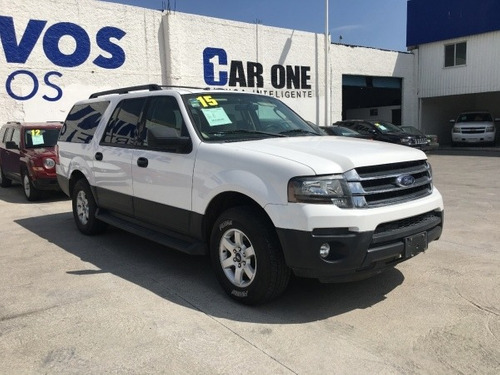 ford expedition 2015 3.5 xl max 4x2 at