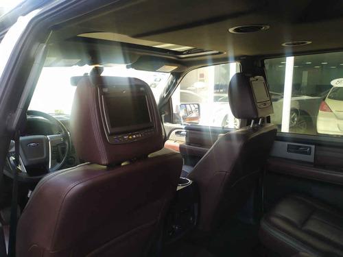 ford expedition 2017 5p platinum v6/3.5/bt aut 4x4