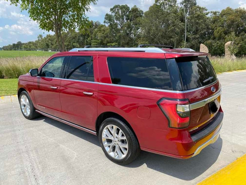 ford expedition 2018 3.5 platinum max 4x4 at