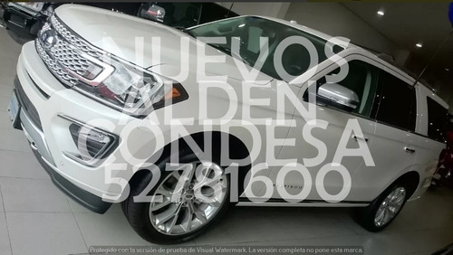ford expedition 3.5 platinum 4x4 at