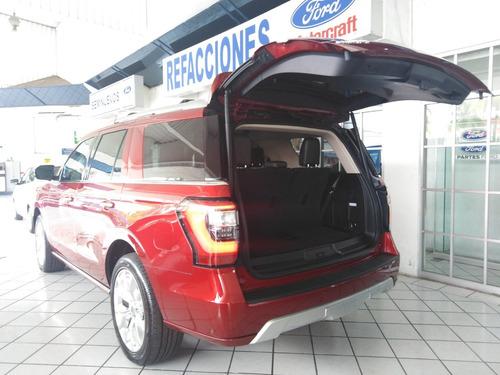 ford expedition 3.5 platinum 4x4 at seminuevo en existencia