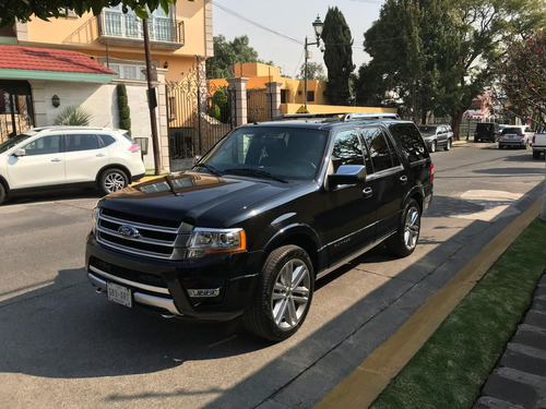ford expedition 3.5 platinum max 4x4 at 2017