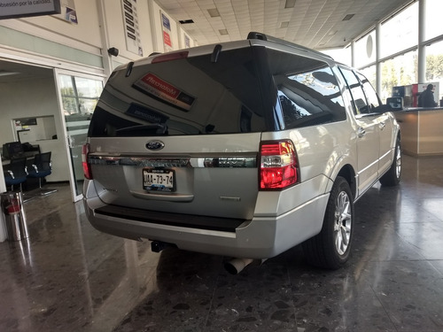 ford expedition 3.5limited max 4x2 2015  somos agencia