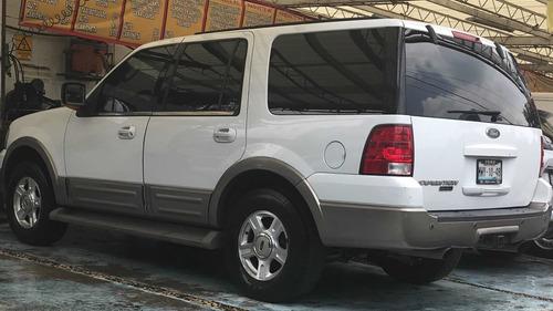 ford expedition 5.4 eddie bauer piel 4x2 at 2003